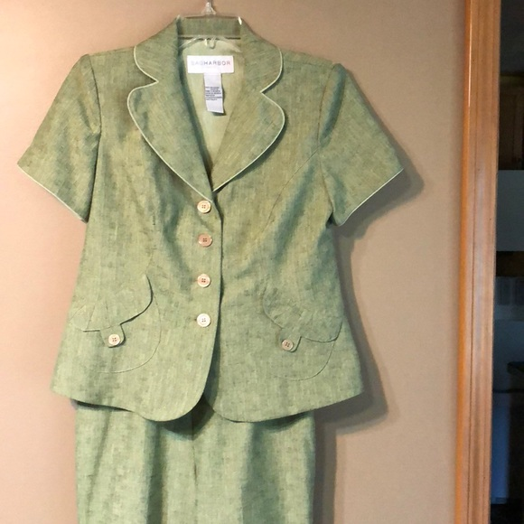 Sag Harbor Other Womens Suit With Jacket Pants And Skirt Poshmark